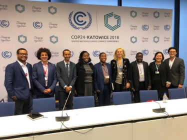 COP24, Meeting Minister Kaag